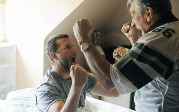 Film Silver Linings Playbook Bradley Cooper Robert De Niro Fond d'écran HD | Image