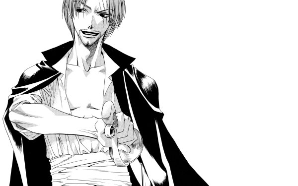Anime One Piece Shanks Fondo de pantalla HD | Fondo de Escritorio