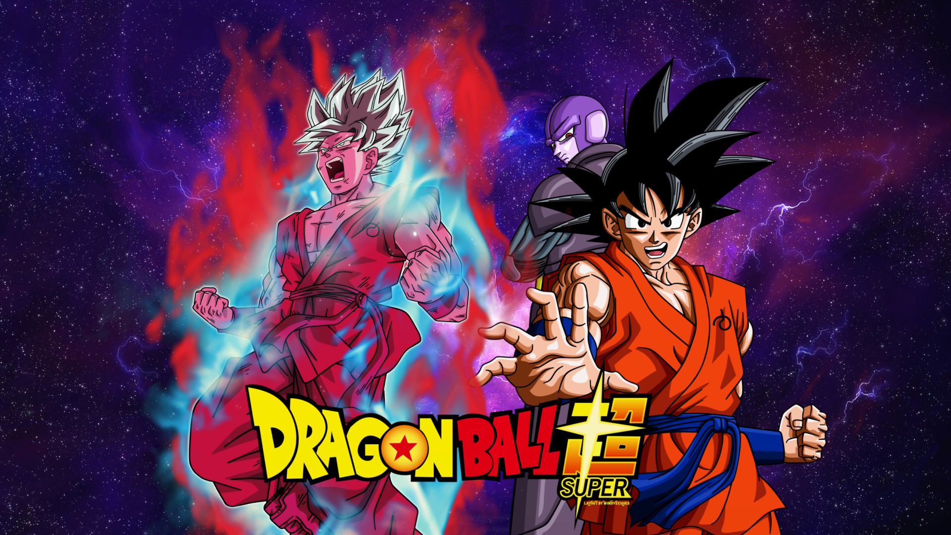 Dragon Ball Super Hd Wallpaper: Dragon Ball Super HD Wallpaper