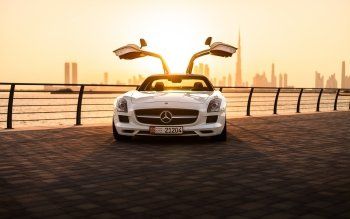 5 Mercedes Benz Sls Hd Wallpapers Background Images Wallpaper Abyss
