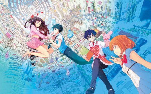 Anime Babel Shiki Kami Girl HD Wallpaper | Background Image