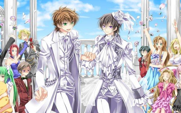 Anime Code Geass Yaoi HD Wallpaper | Background Image