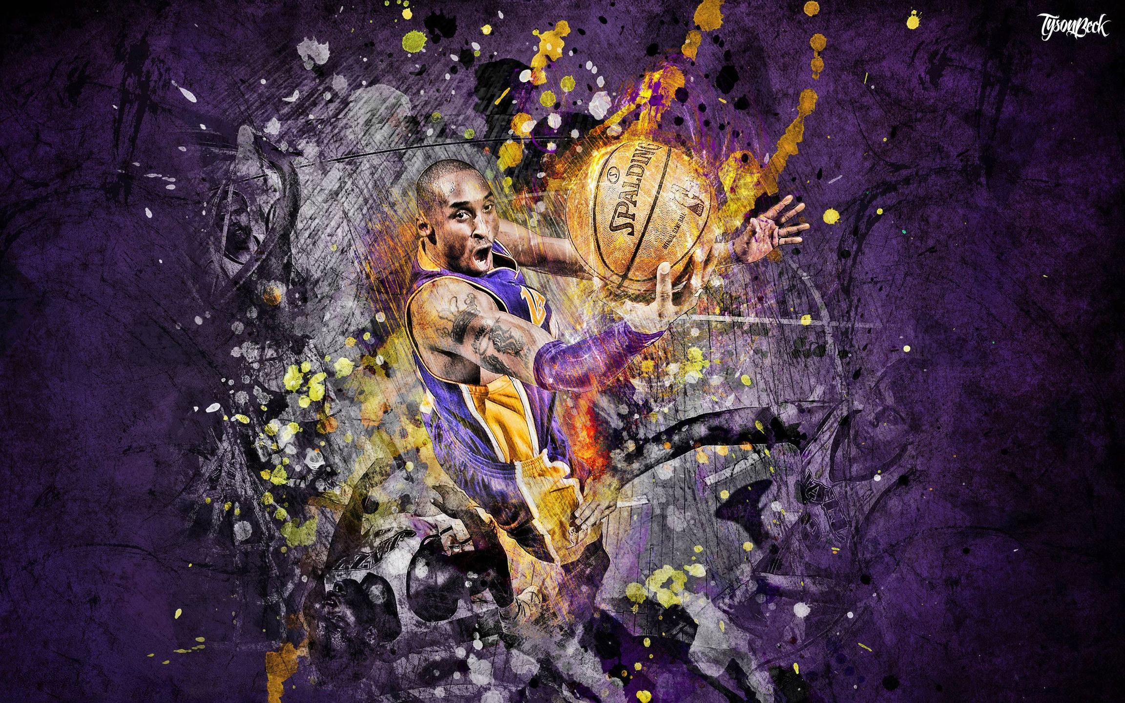 Kobe bryant full hd wallpaper and background image 2304x1440 id sports kobe bryant wallpaper voltagebd Image collections