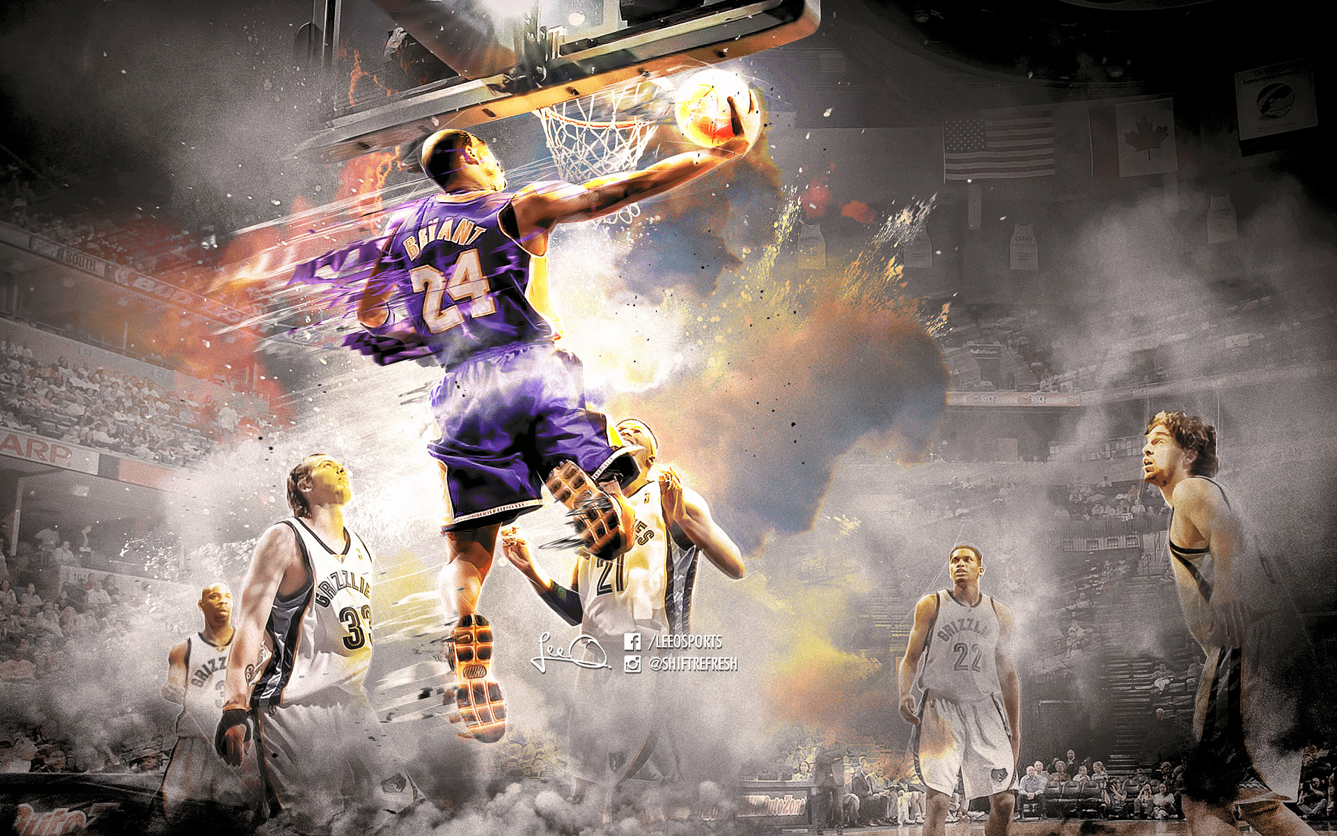 Kobe Bryant HD Wallpaper | Background Image | 1920x1200 | ID:776029 - Wallpaper Abyss