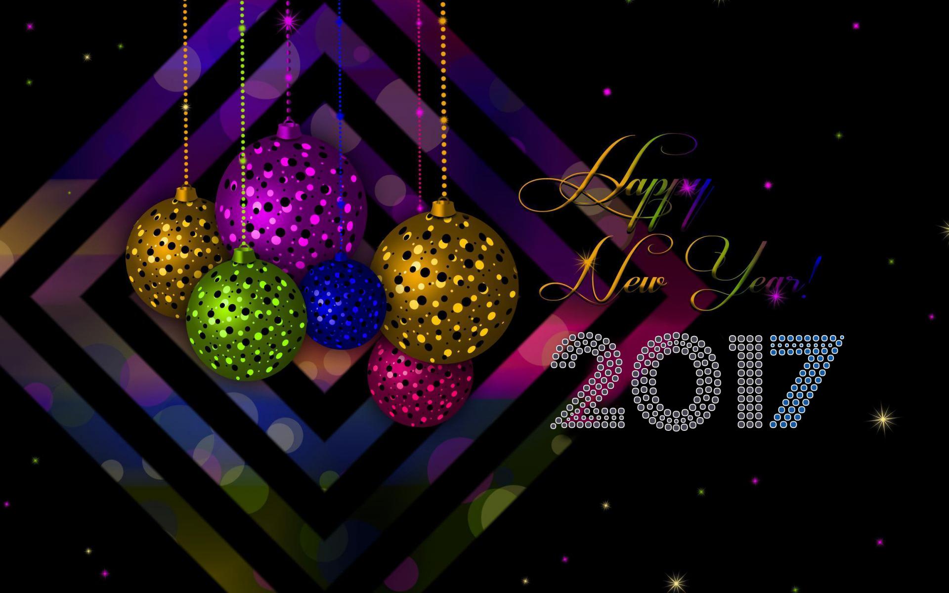 81 Happy New Year HD Wallpapers