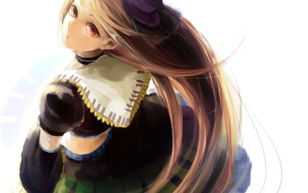 Anime Utau Namine Ritsu HD Wallpaper   Background Image