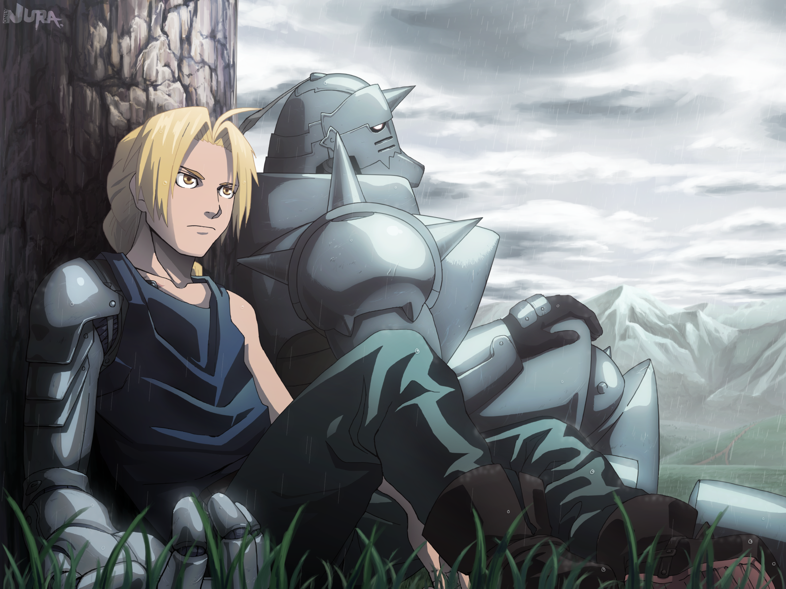 Fullmetal Alchemist Hd Wallpaper Background Image 2560x1920