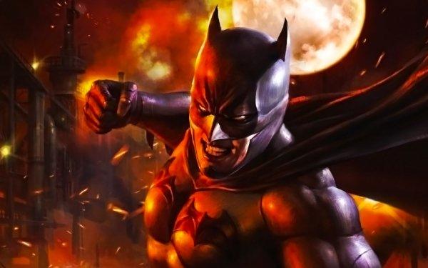 Movie Batman: Bad Blood Batman Movies DC Comics HD Wallpaper | Background Image