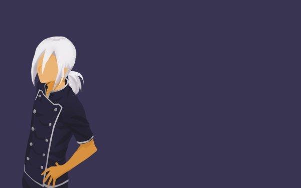 Anime Food Wars: Shokugeki no Soma Akira Hayama Minimalist HD Wallpaper   Background Image