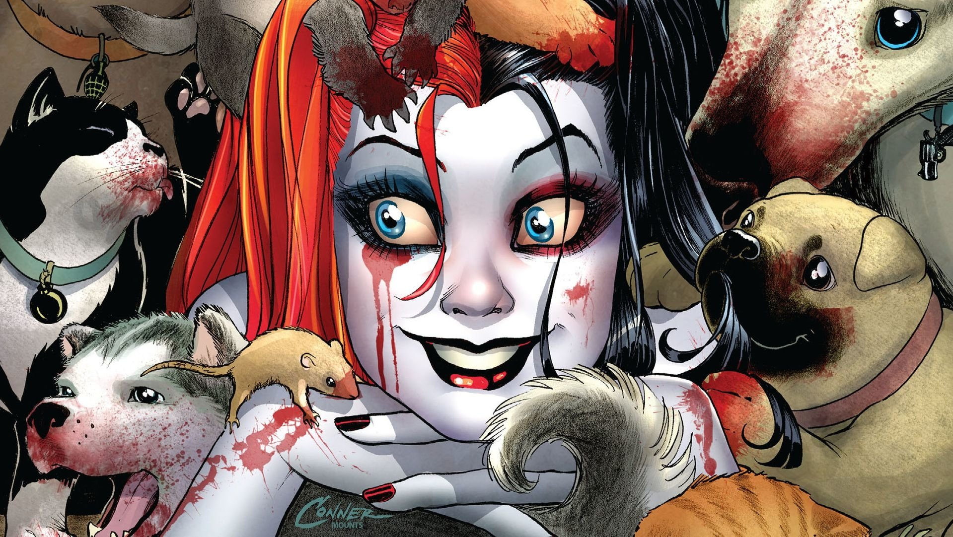 Harley Quinn Wallpaper And Background Image 1919x1082 Id 781968 Wallpaper Abyss