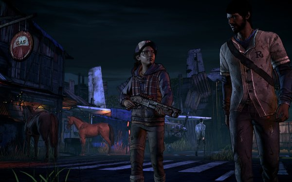 Video Game The Walking Dead: A New Frontier Clementine HD Wallpaper   Background Image
