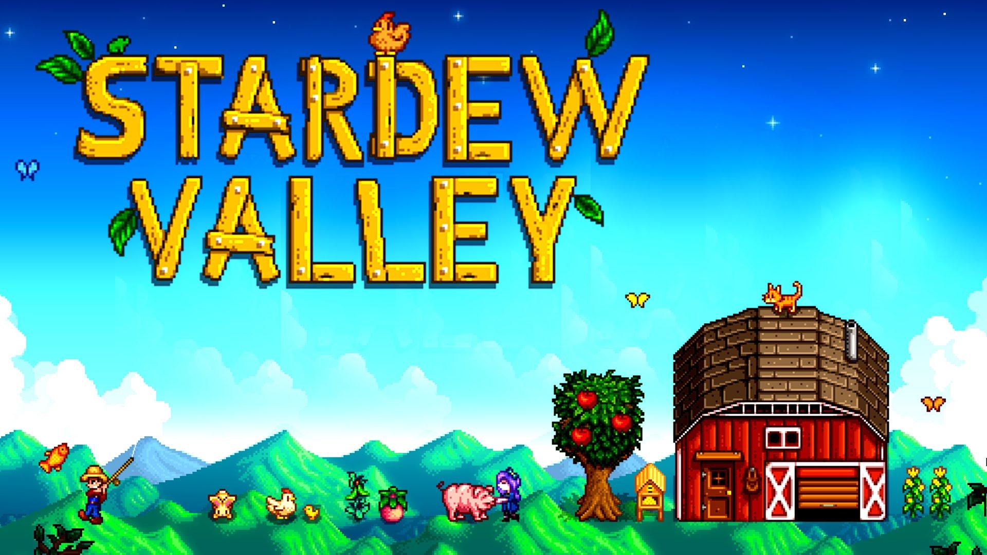 Stardew Valley HD Wallpaper | Background Image | 1920x1080 ...
