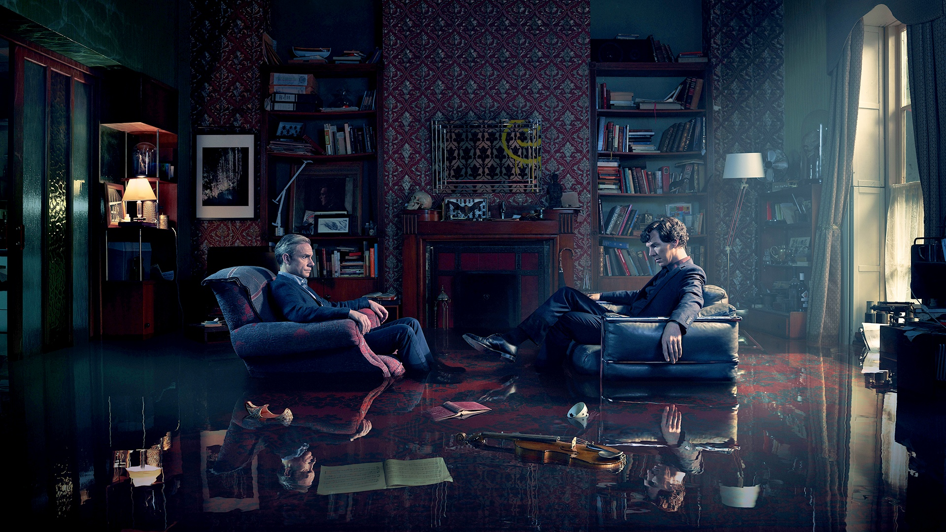 sherlock computer wallpapers desktop backgrounds