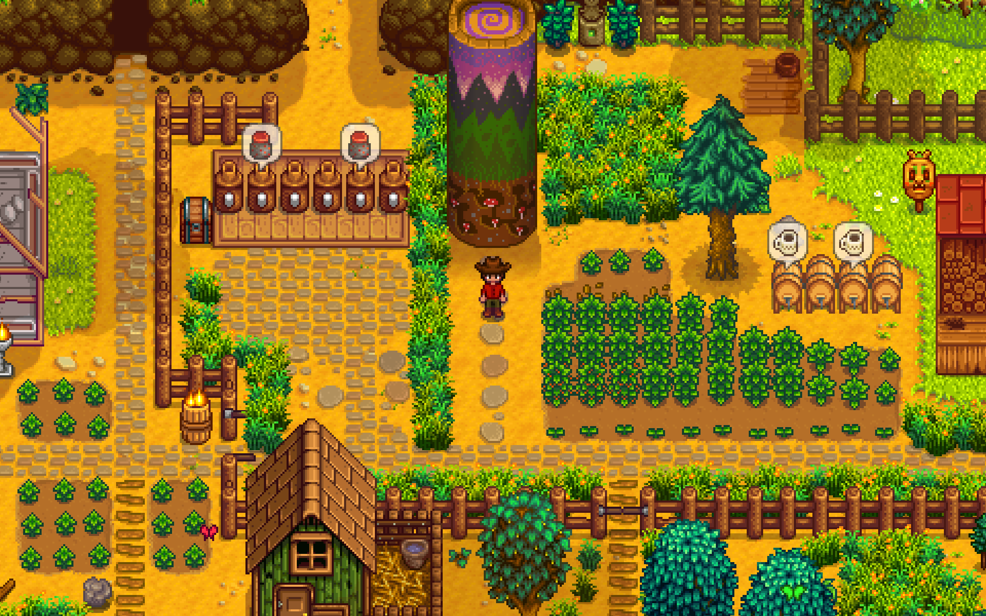 13 Stardew Valley Hd Wallpapers Background Images Wallpaper Abyss