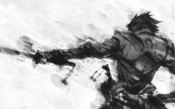 Anime Drifters Toyohisa Shimazu HD Wallpaper   Background Image