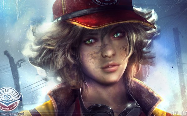 Video Game Final Fantasy XV Final Fantasy Cindy Aurum HD Wallpaper   Background Image