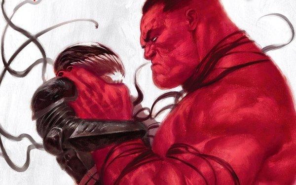 Comics Thunderbolts Red Hulk Fondo de pantalla HD   Fondo de Escritorio