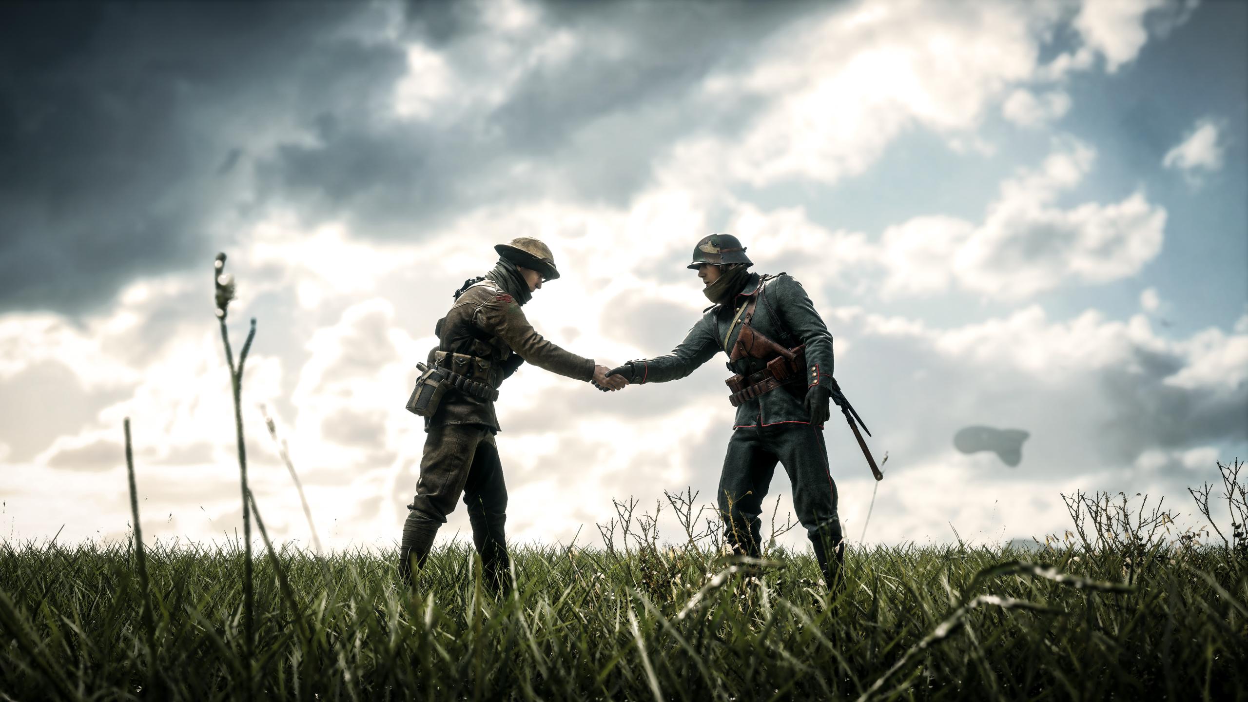 294 Battlefield 1 HD Wallpapers