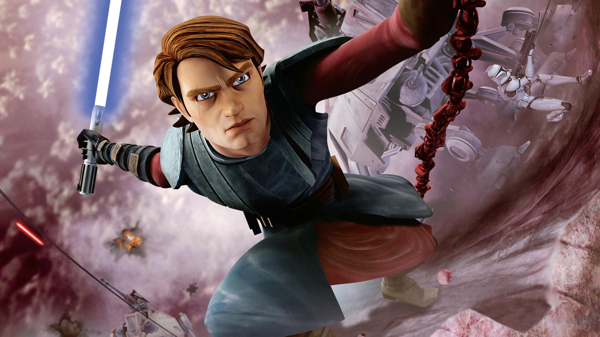 Star Wars: The Clone Wars HD Wallpaper | Background Image ...