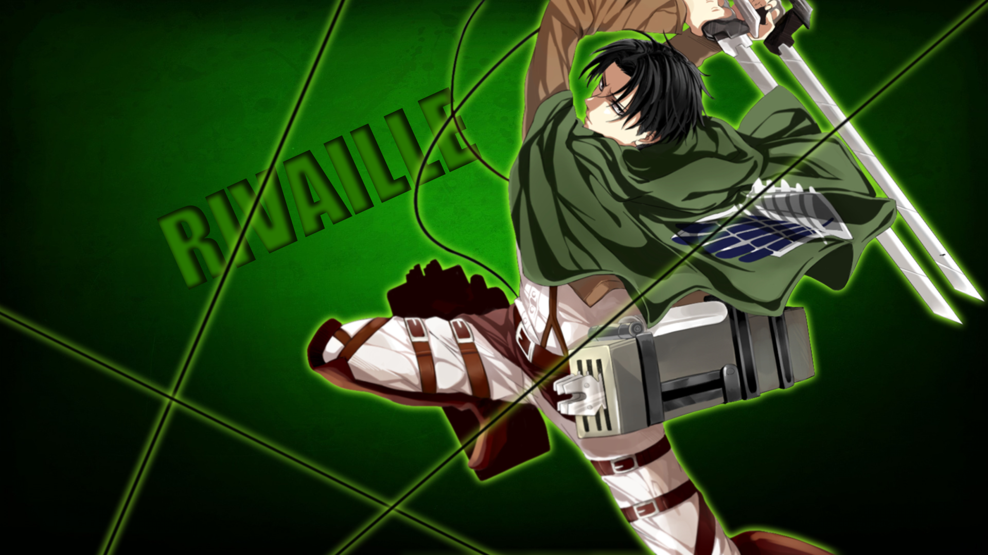 Attack On Titan Hd Wallpaper Background Image 1920x1080 Id 786191 Wallpaper Abyss