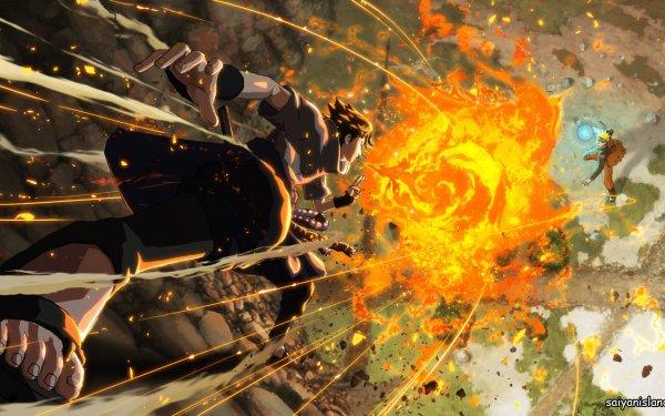 Video Game Naruto Shippuden: Ultimate Ninja Storm 4 Naruto Shippuden Ultimate Ninja Storm 4 HD Wallpaper | Background Image