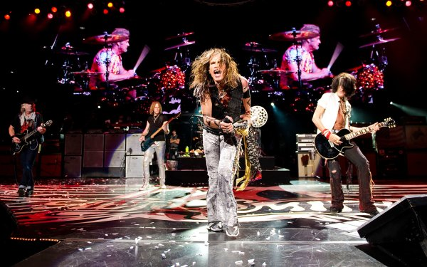 Music Aerosmith Band (Music) United States Classic Rock Heavy Metal Hard Rock HD Wallpaper   Background Image