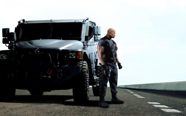 Películas Fast & Furious 6 Rápidos y Furiosos Fast & Furious Dwayne Johnson Luke Hobbs Fondo de pantalla HD | Fondo de Escritorio