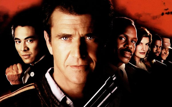 Movie Lethal Weapon 4 HD Wallpaper   Background Image