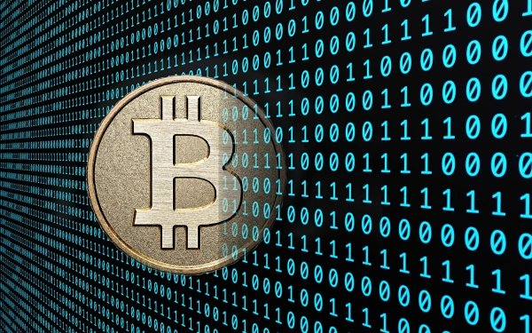 Technology Bitcoin Money Cryptocurrency HD Wallpaper | Background Image
