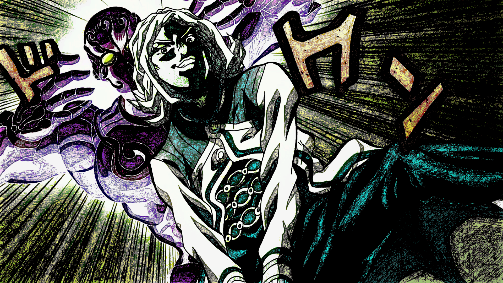 Jojo's Bizarre Adventure HD Wallpaper | Background Image ...
