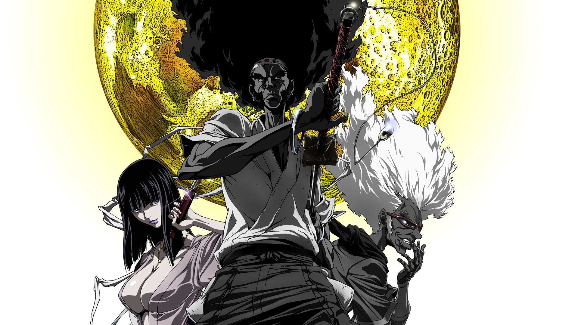 3 Afro Samurai Resurrection Hd Wallpapers Background Images Wallpaper Abyss