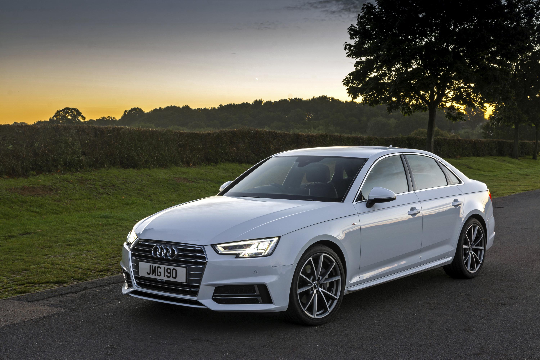 Audi A4 Fondo De Pantalla Hd Fondo De Escritorio
