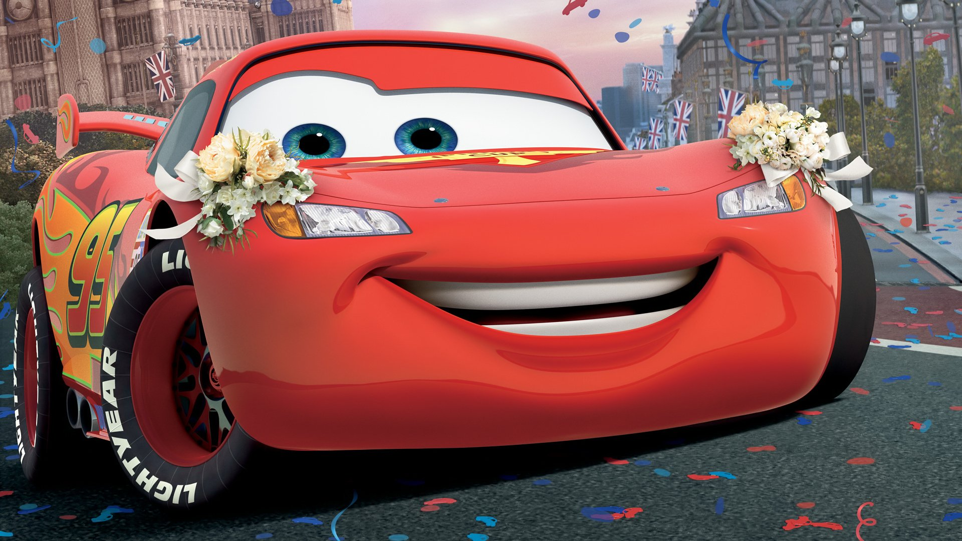 Cars 2 HD Wallpaper   Background Image   1920x1080   ID ...