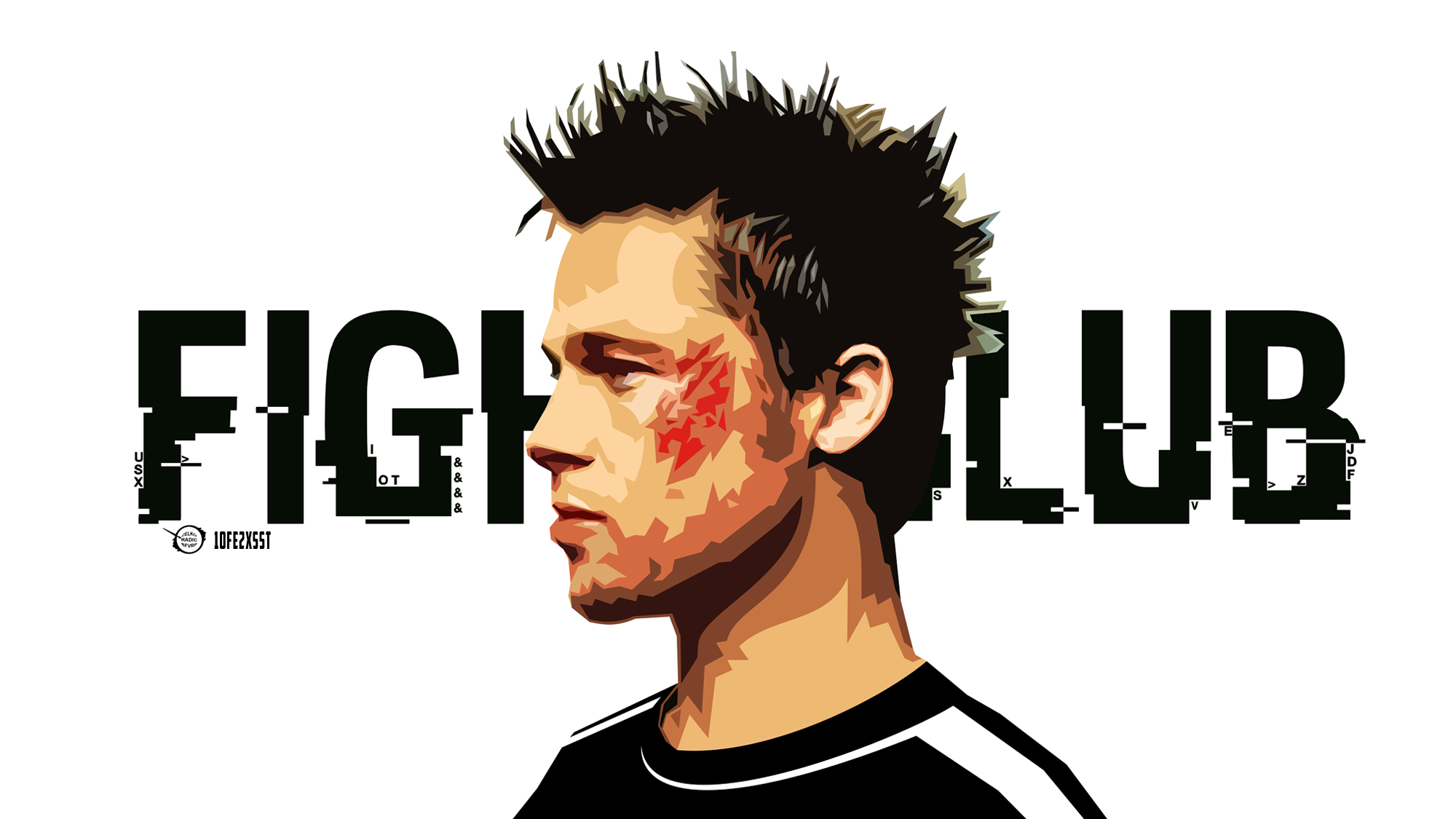 Fight Club Fondo De Pantalla Hd Fondo De Escritorio