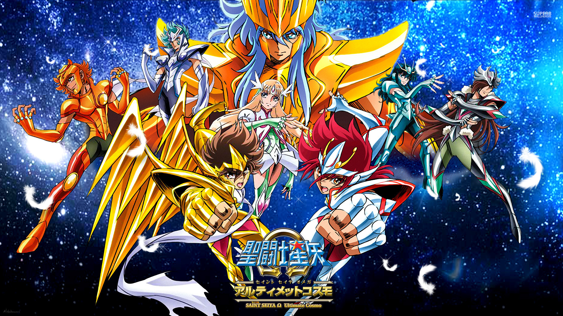 Saint Seiya HD Wallpaper