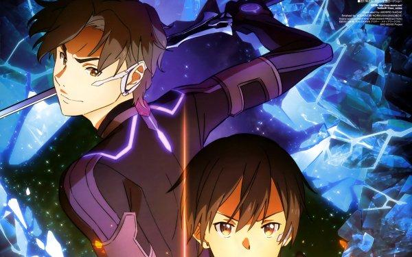 Anime Sword Art Online Movie: Ordinal Scale Sword Art Online Kirito Kazuto Kirigaya Sword Art Online Ordinal Scale Eiji HD Wallpaper | Hintergrund