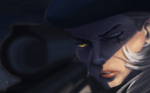 Videojuego Overwatch Ana Fondo de pantalla HD | Fondo de Escritorio