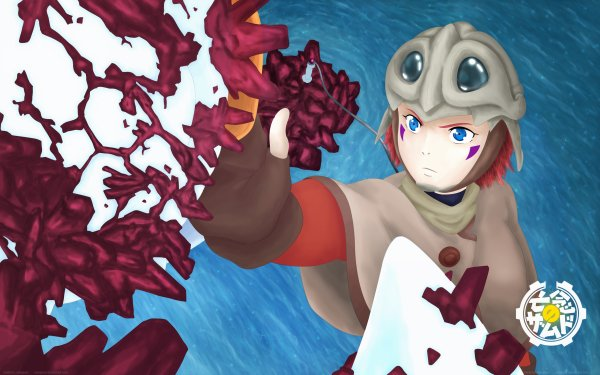 Anime Bounen no Xamdou HD Wallpaper | Background Image