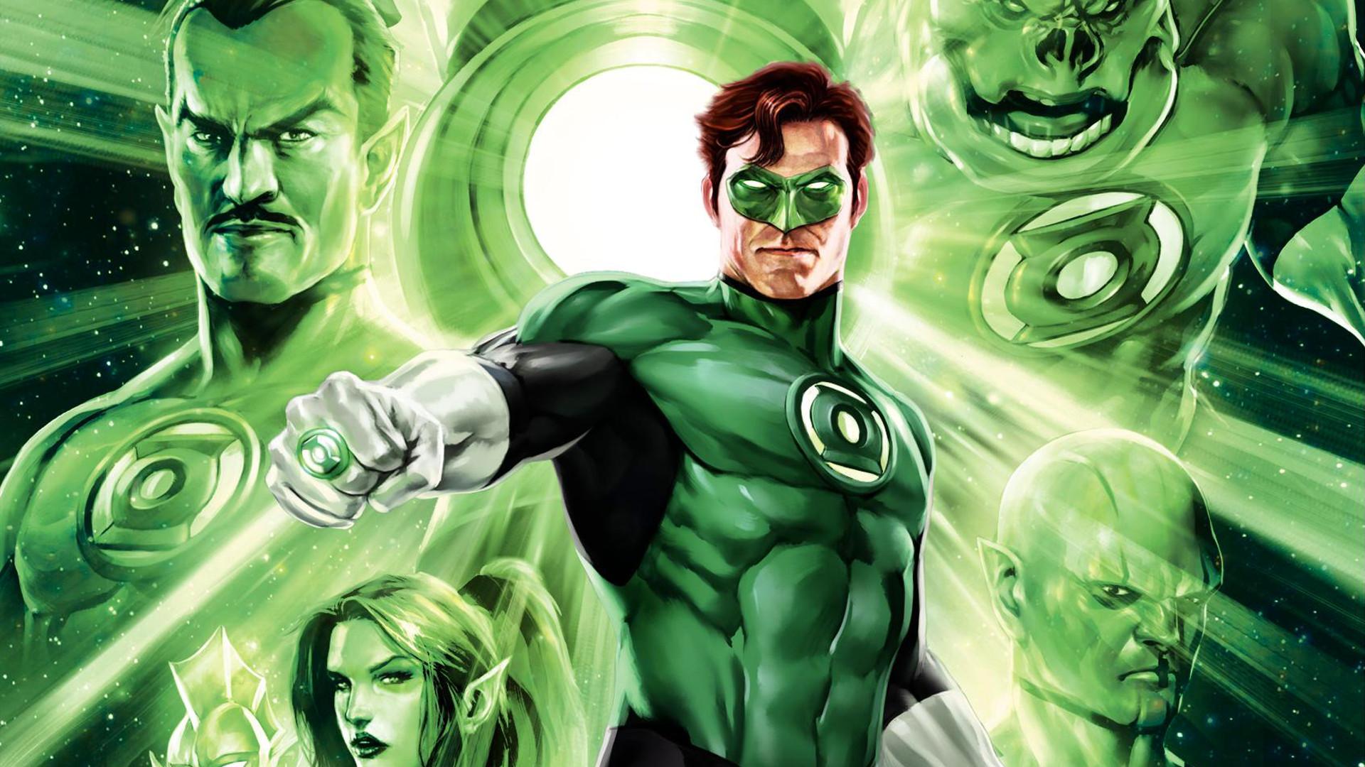 Green Lantern: emerald knights HD Wallpaper   Background ...