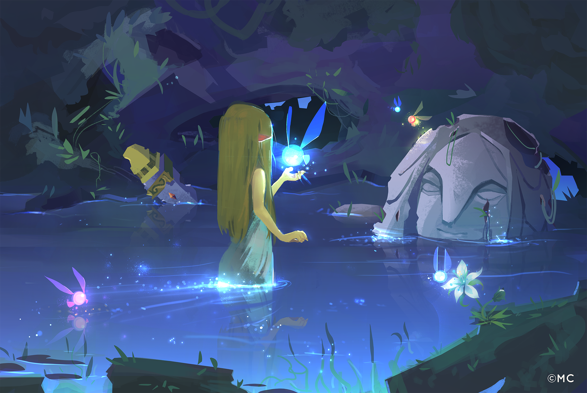 The Legend Of Zelda Breath Wild Full HD Wallpaper And