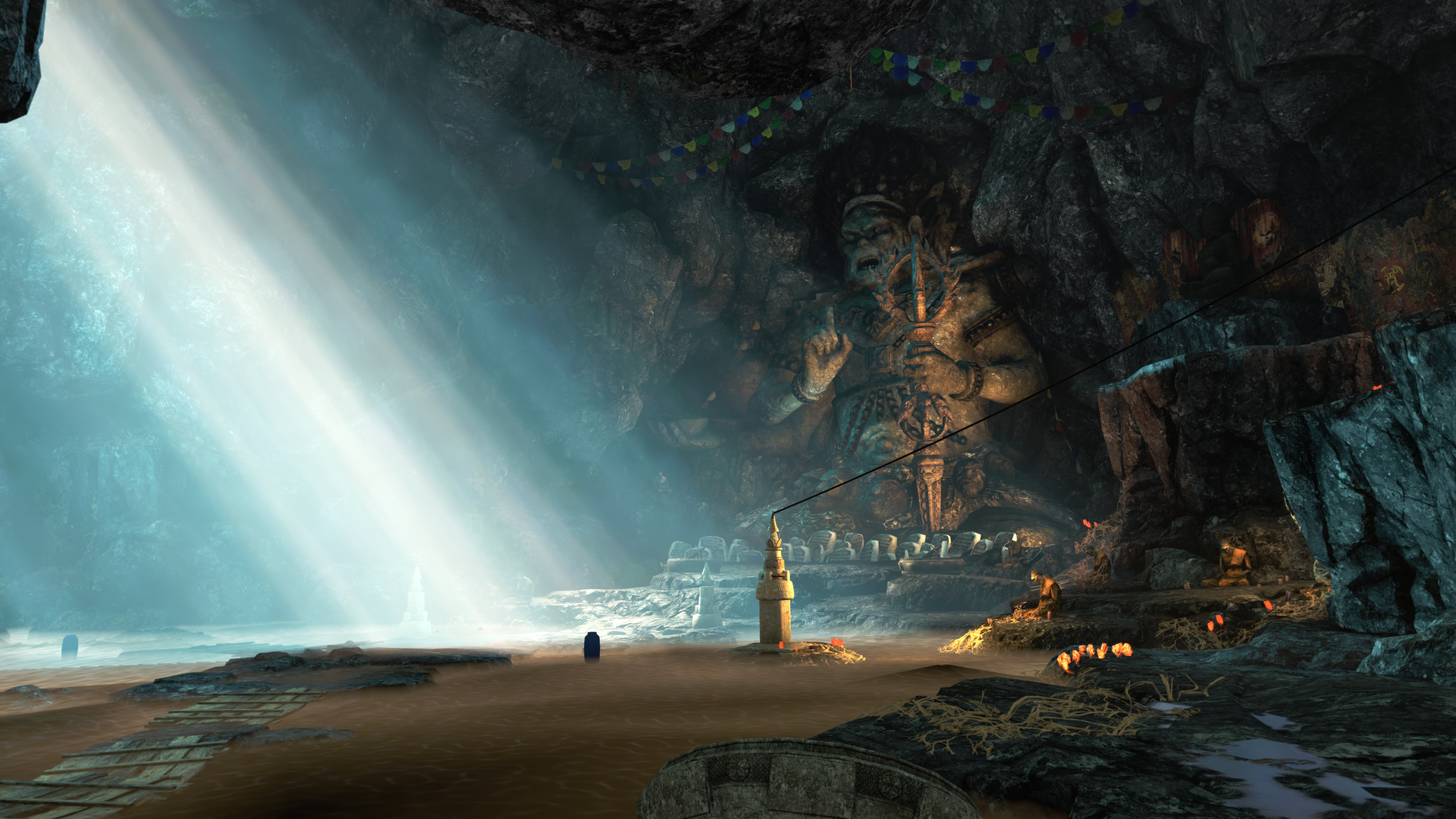 Far Cry 4 4k Ultra Hd Wallpaper Background Image 3840x2160