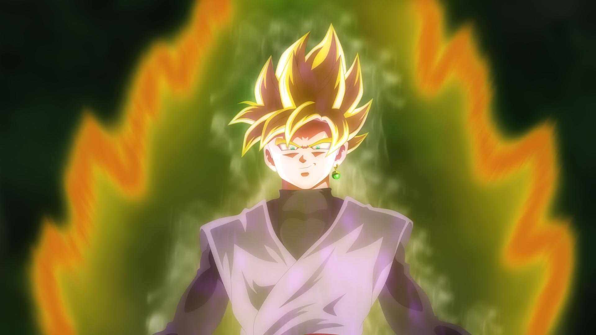 Black Goku Fondo De Pantalla And Fondo De Escritorio: Dragon Ball Super 4k Ultra Fondo De Pantalla HD
