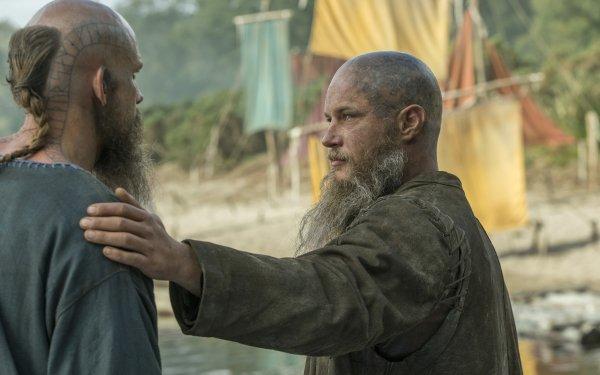 TV Show Vikings Ragnar Lothbrok Floki HD Wallpaper | Background Image