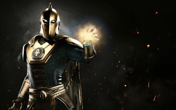 Video Game Injustice 2 Injustice Doctor Fate HD Wallpaper | Background Image