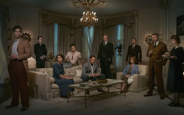 TV Show And Then There Were None Cast Sam Neill HD Wallpaper   Background Image