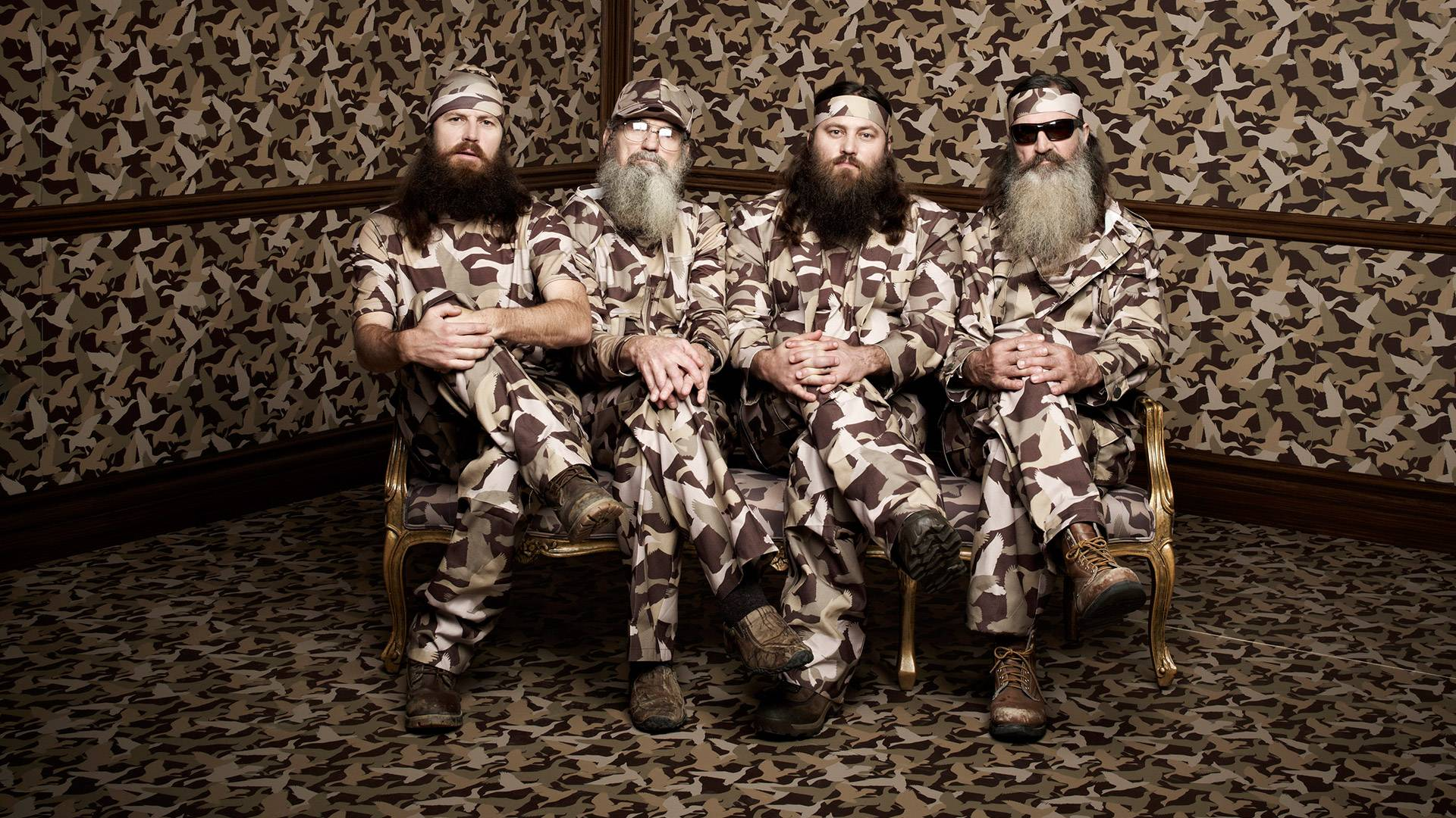 Duck Dynasty Hd Wallpaper Background Image 1920x1080