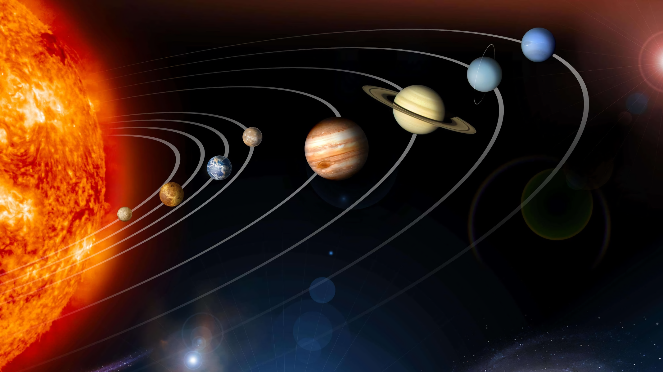 A Travelers Guide To The Planets National Geographic