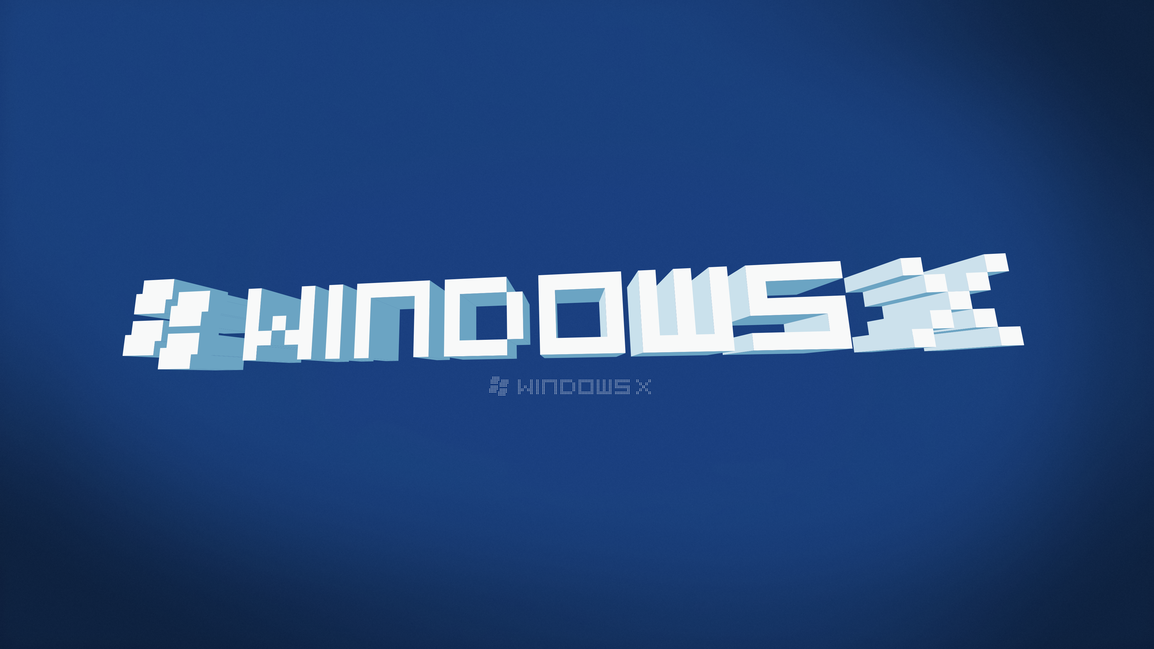 Windows 10 3d 4k Ultra Papel De Parede HD