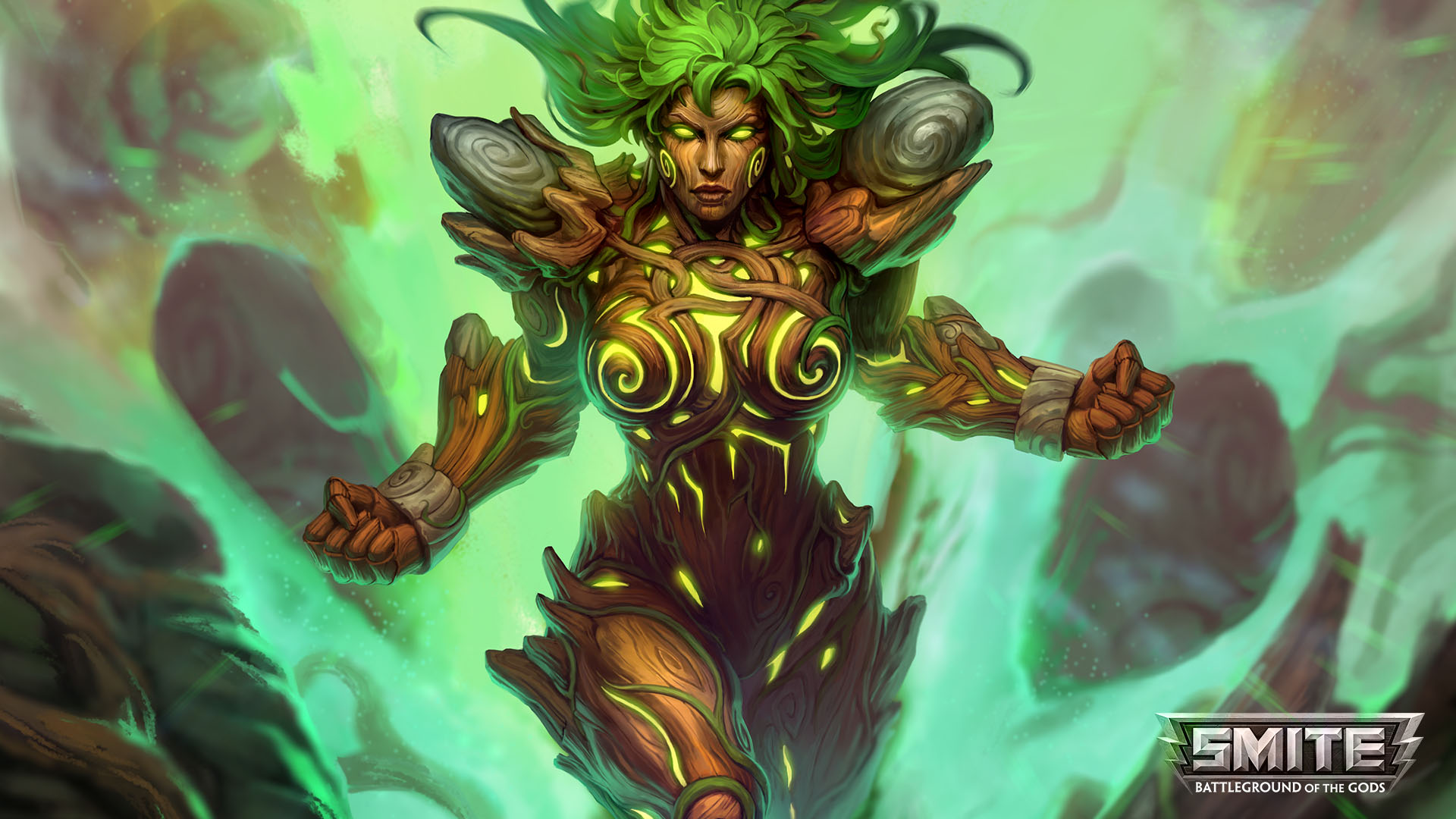 1 Terra Smite Hd Wallpapers Background Images