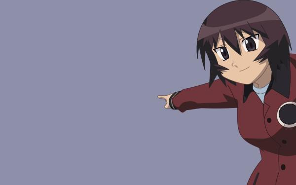 Anime Azumanga Daioh HD Wallpaper | Background Image